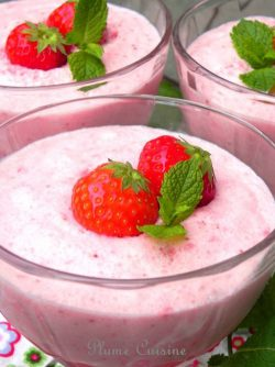 Neige-de-fraises