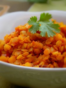 Curry indien lentilles (6)