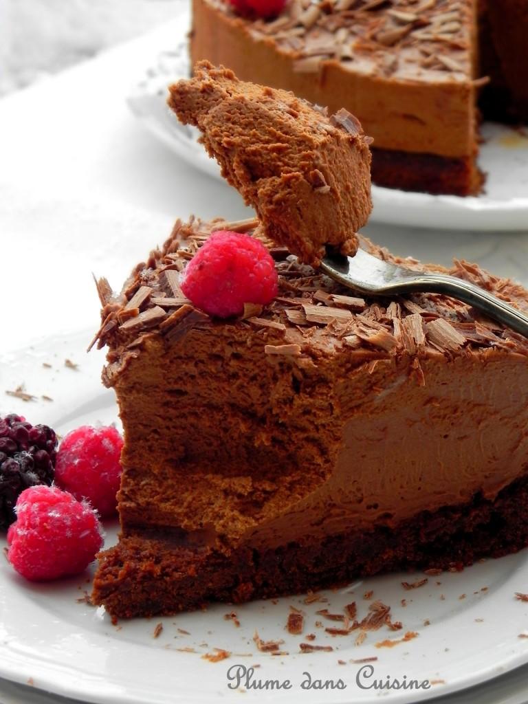 ... fondre le chocolat et le beurre au bain-marie (ou au micro onde