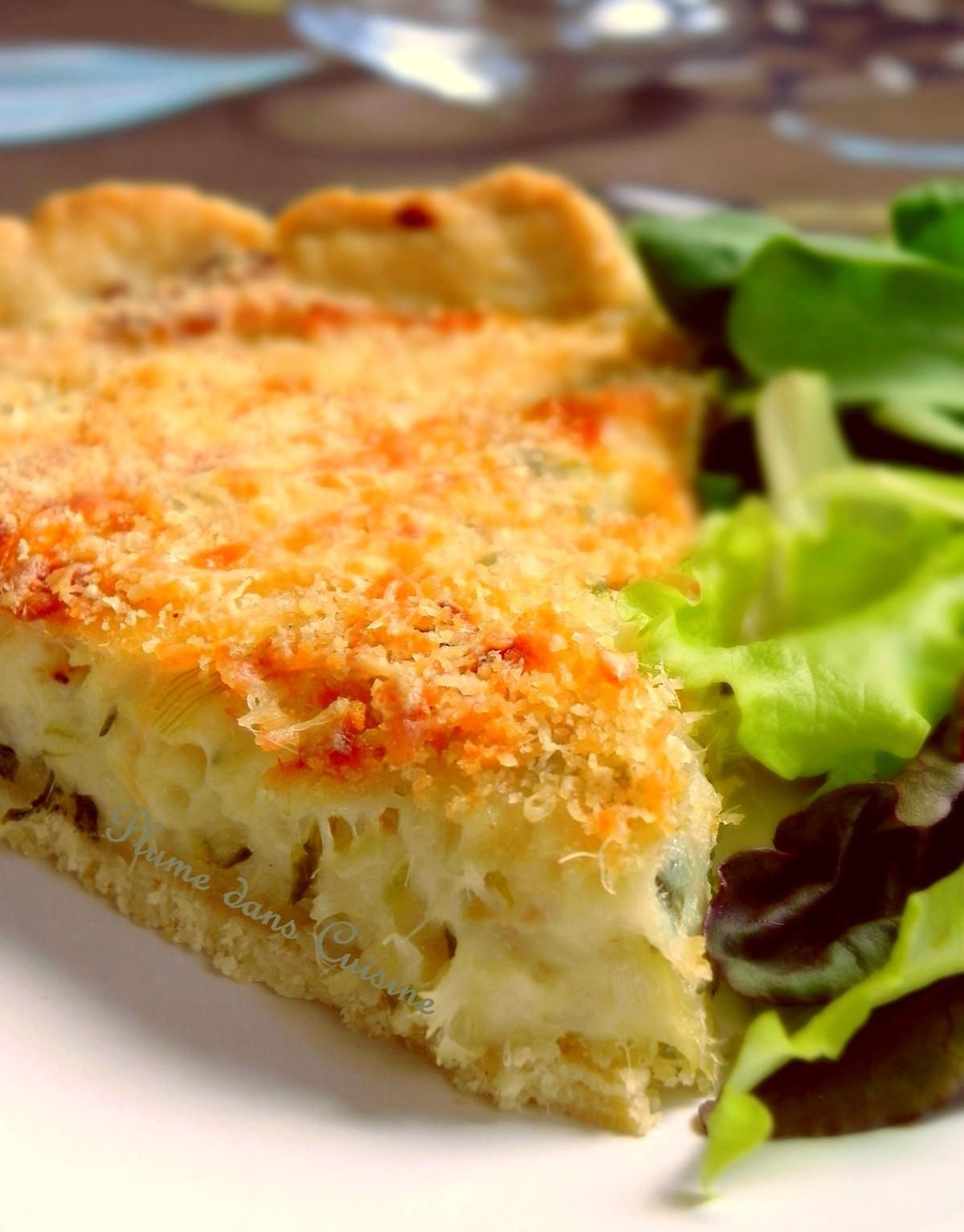 Top Tarte à la morue antillaise | Une Plume dans la Cuisine AC47