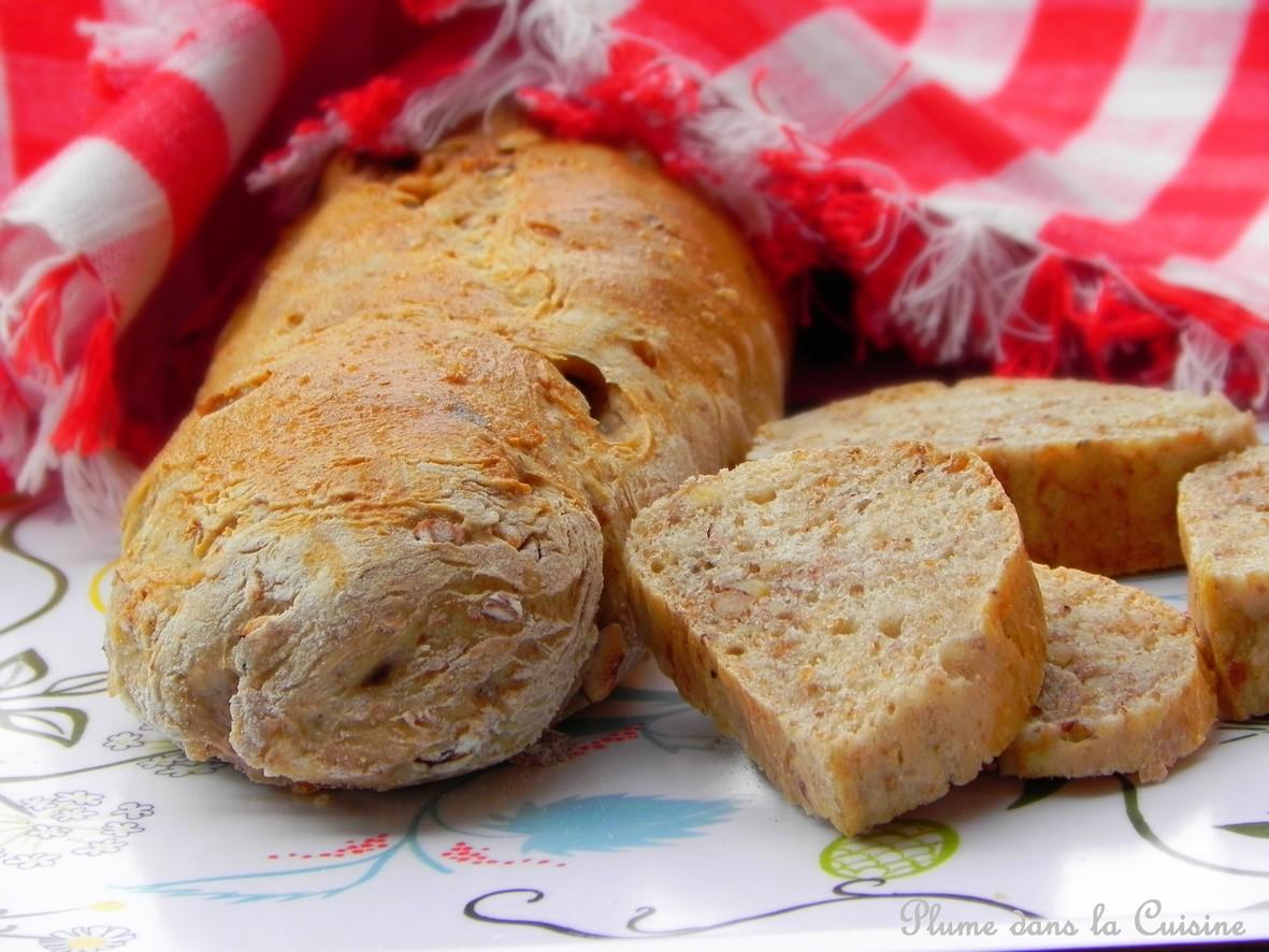 Baguettes de pains très faciles