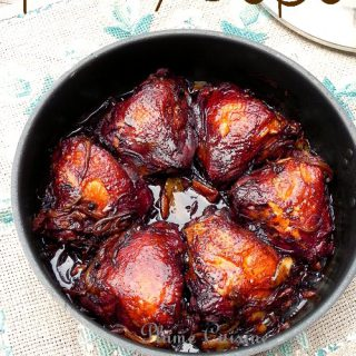 Poulet Adobo (Philippines)