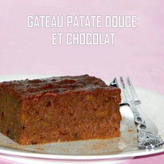gâteau-patates-douces-chocolat