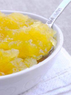 Confiture-ananas