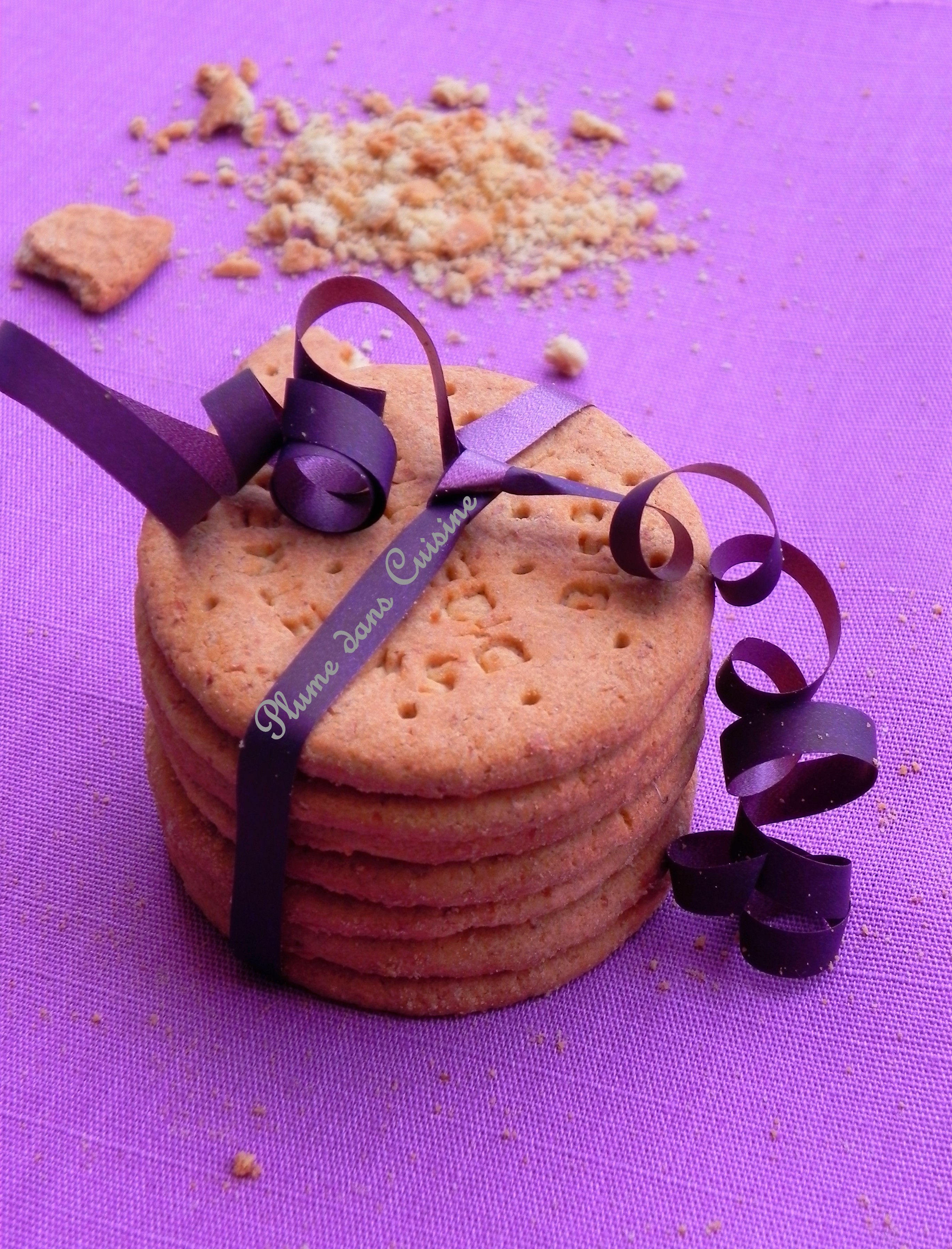 """Les """"Digestives Biscuits"""""""
