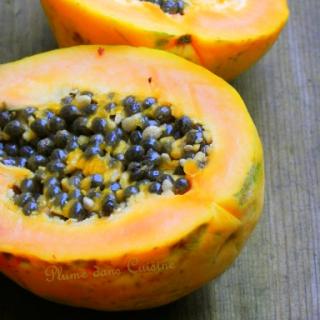 Muffins-papaye