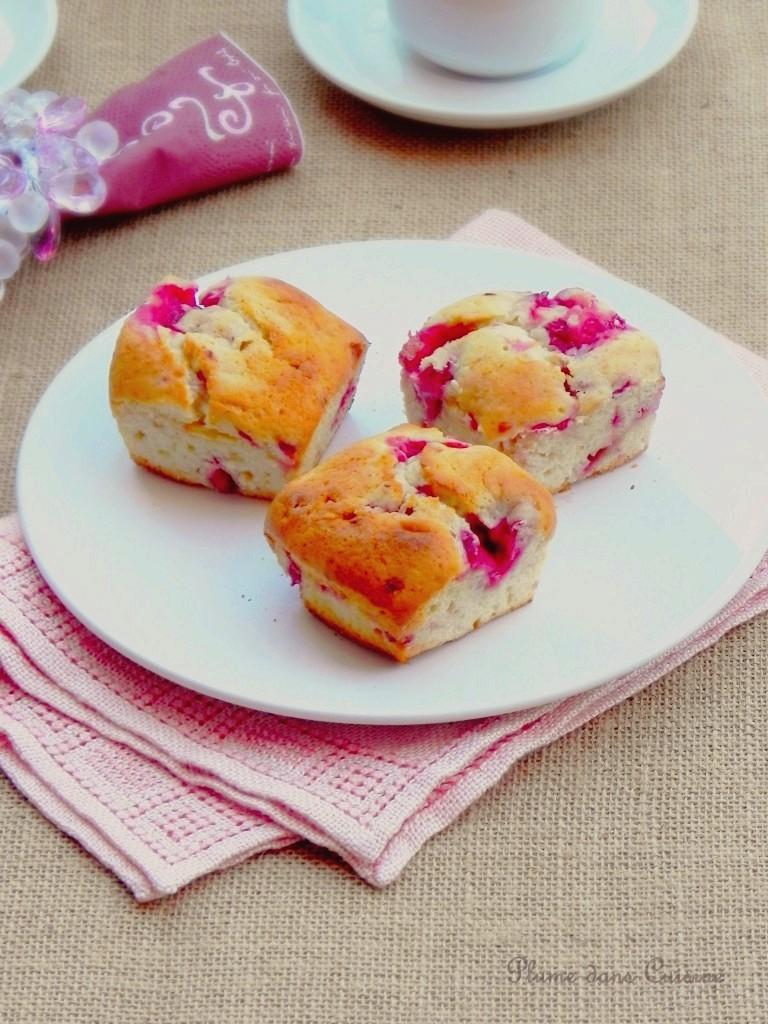Muffins Moelleux Aux Framboises Une Plume Dans La Cuisine