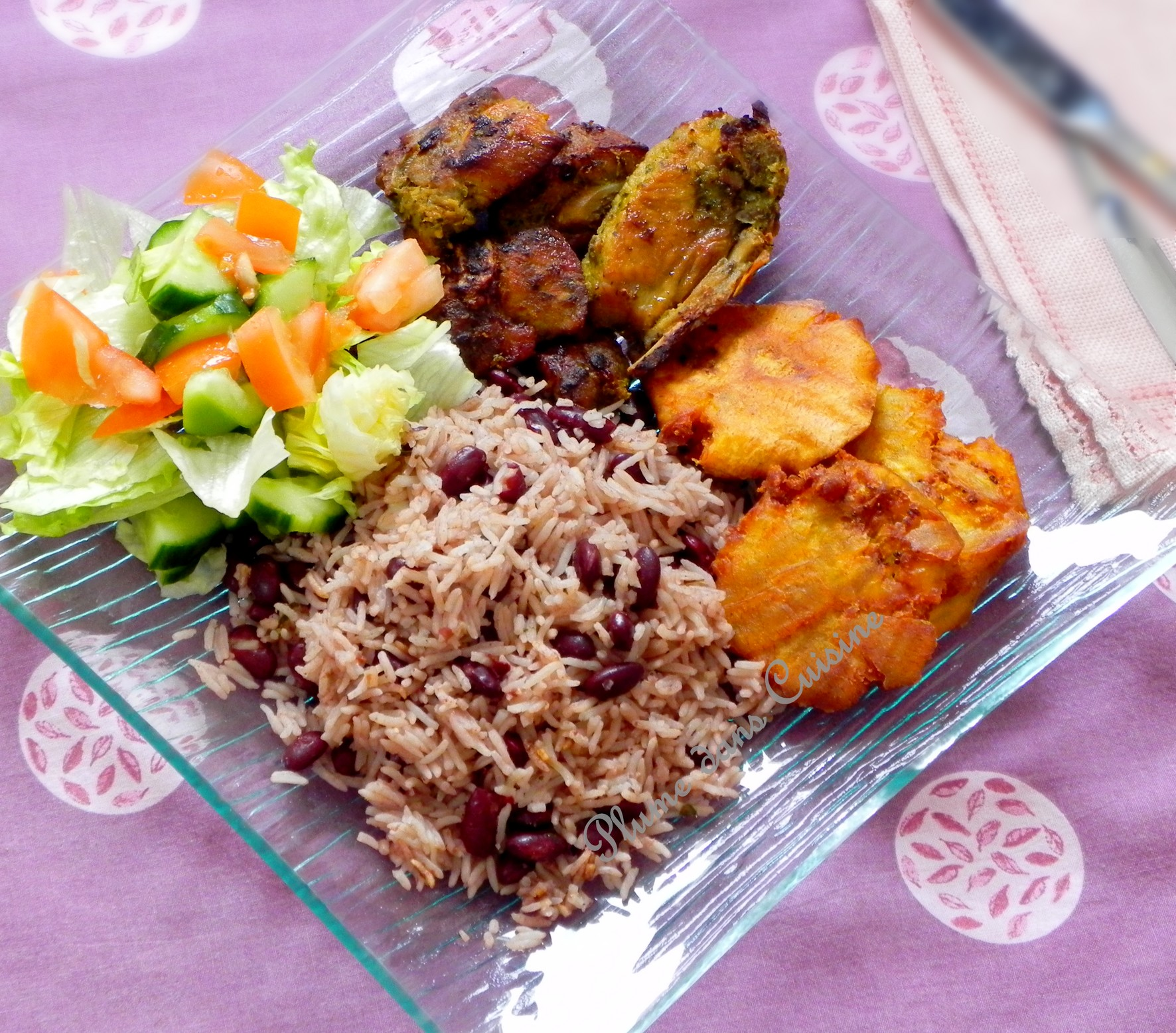 Griot Haitien Une Plume Dans La Cuisine