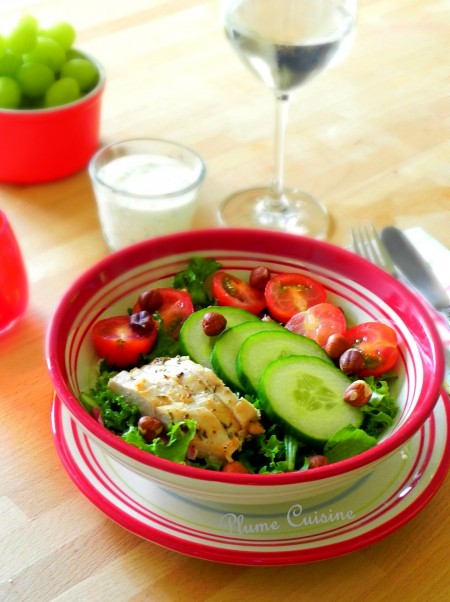 salade poulet sauce bleue (1)