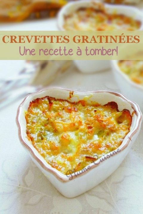 recette-crevettes-gratinées