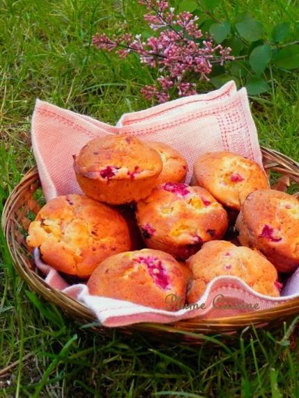 Muffins-mangue-framboises