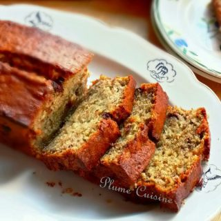 Cake aux bananes extra moelleux